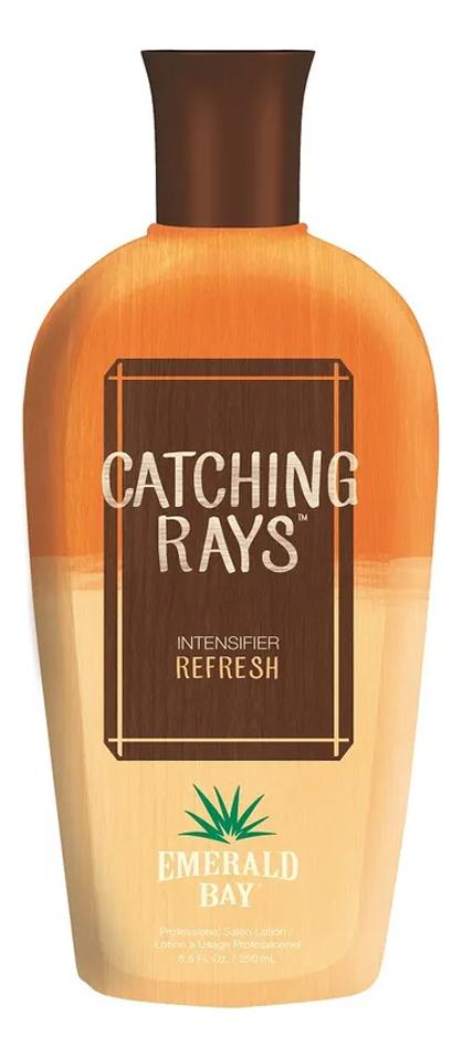 Крем для загара в солярии Catching Rays Intensifier Refresh 250мл