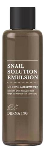 Эмульсия для лица с муцином улитки Derma ING Snail Solution Emulsion 150мл