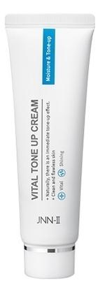 Крем для лица осветляющий JNN-II Vital Tone Up Cream 50мл
