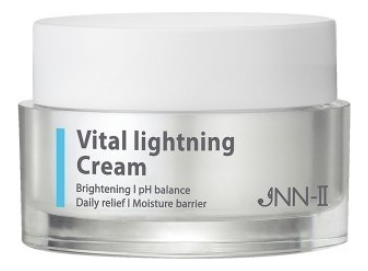 Осветляющий крем для лица JNN-II Vital Lightening Cream 30г