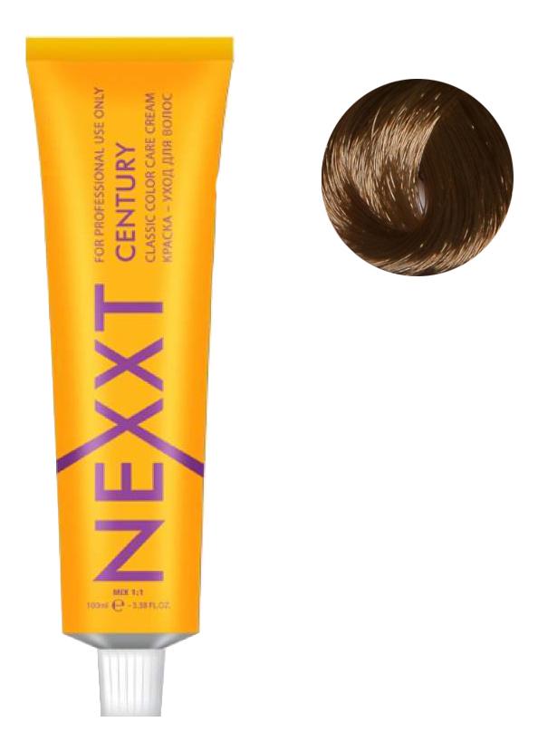 Крем-краска для волос Classic Permanent Color Care Cream Century 100мл: 6.0 Dark Blond