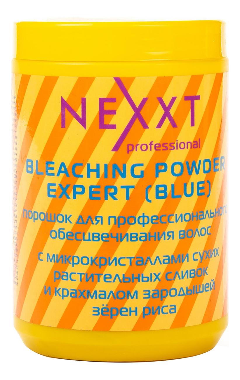 Осветляющий порошок для волос Bleaching Powder Expert Blue: Порошок 500г (банка) недорого