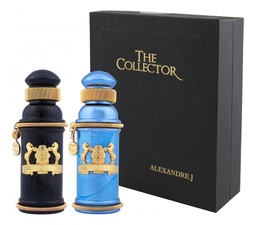 The Collector: парфюмерная вода 2*30мл (Black Muscs + Zafeer Oud Vanille) j ai ose 2011 парфюмерная вода 30мл