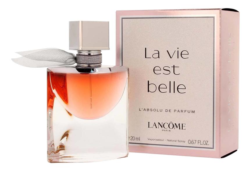 Lancome La Vie Est Belle L'Absolu : духи 20мл lancome la vie est belle labsolu туалетные духи 20 мл