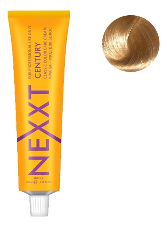 Крем-краска для волос Classic Permanent Color Care Cream Century 100мл: 9.06 Blond Pearl concept permanent color cream pearl blond крем краска для волос тон 8 8 жемчужный блондин 60 мл
