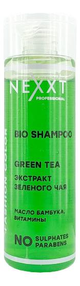 Био шампунь для волос с экстрактом зеленого чая Bio Shampoo Green Tea 200мл