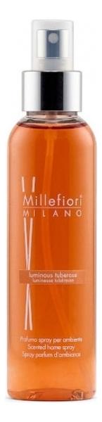 Духи-спрей для дома Яркая тубероза Luminous Tuberose 150мл, Millefiori Milano  - Купить