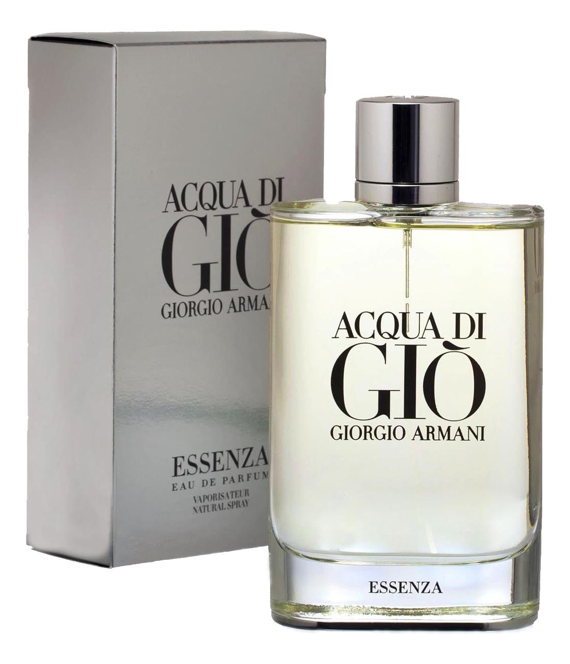 Купить Acqua di Gio Essenza pour homme: парфюмерная вода 180мл, Giorgio Armani