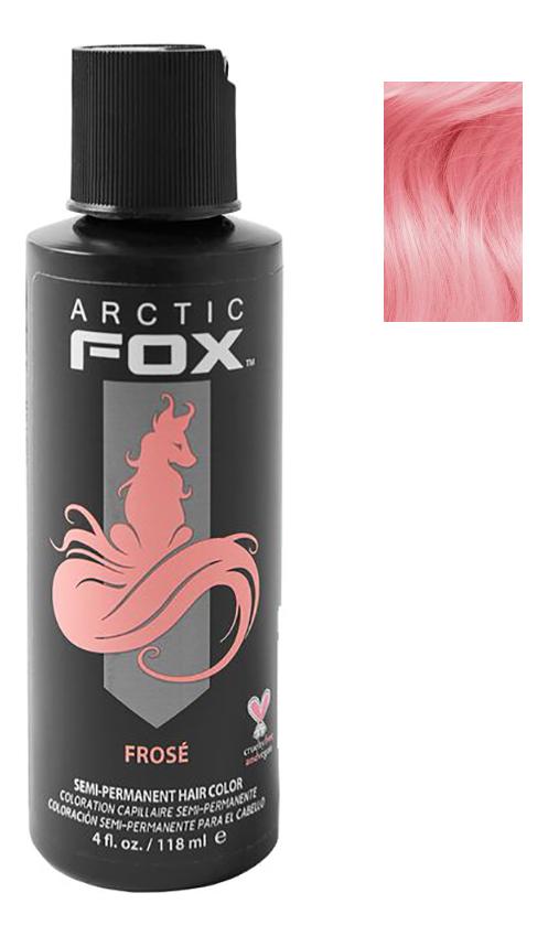 Краска для волос Semi Permanent Hair Dye 118мл: Frose