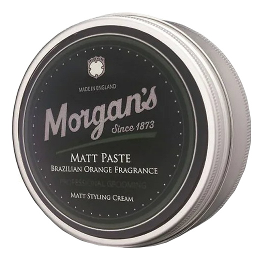 Купить Матовая паста для укладки Бразильский апельсин Matt Paste: Паста 75мл, Morgan's Pomade