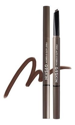 Купить Автоматический карандаш для бровей First Auto Eyebrow 0, 35г: 03 Mocha Brown, G9SKIN
