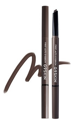 Купить Автоматический карандаш для бровей First Auto Eyebrow 0, 35г: 05 Ash Brown, G9SKIN