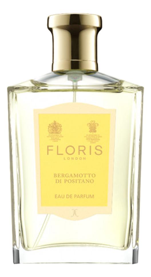 Floris Bergamotto Di Positano: парфюмерная вода 100мл