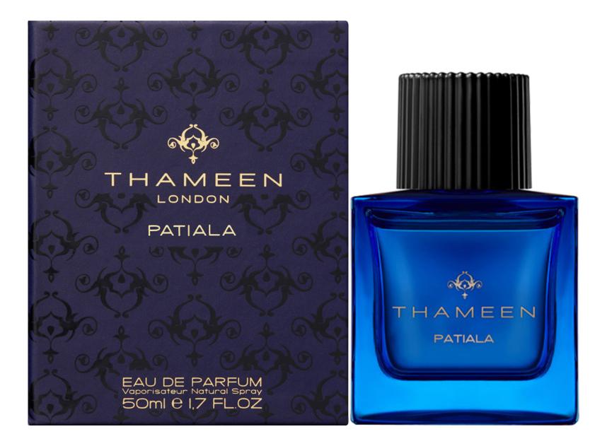 Купить Patiala: парфюмерная вода 50мл, Thameen