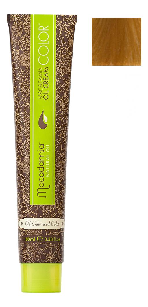 Краска для волос Oil Cream Color 100мл: 8.33 Светлый экстра золотистый блондин chi luxury black seed oil curl defining cream gel