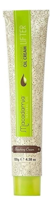Обесцвечивающий крем для волос Oil Cream Lifter Bleaching Cream 130г chi luxury black seed oil curl defining cream gel