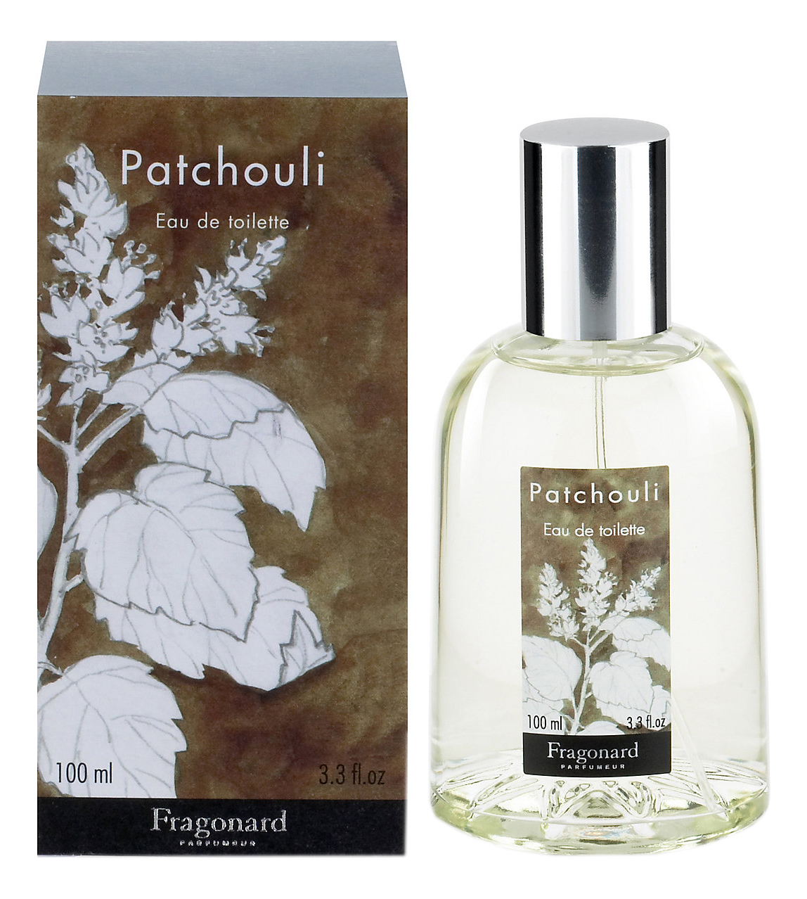 Fragonard Patchouli: туалетная вода 100мл lartisan patchouli patch туалетная вода 100 мл