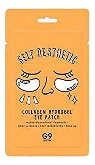 Купить Патчи для кожи вокруг глаз гидрогелевые с коллагеном Self Aesthetic Collagen Hydrogel Eye Patch 3г, G9SKIN