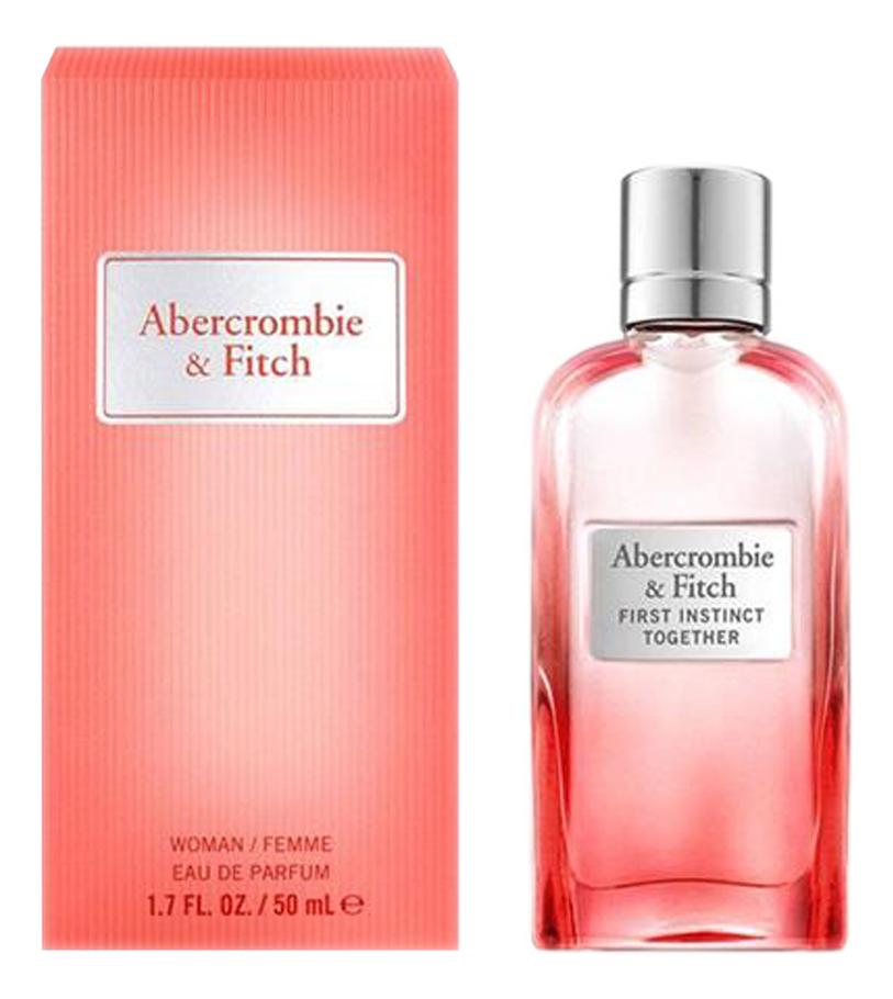First Instinct Together Woman: парфюмерная вода 50мл недорого