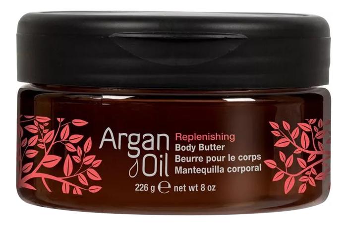 Восстанавливающее масло для тела с арганой Argan Oil Replenishing Body Butter 236мл масло для тела dalan d olive oil olive body butter 250 мл