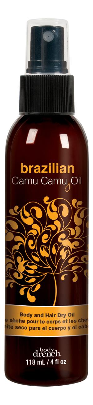 Бразильское масло-спрей каму-каму для тела и волос Brazilian Camu Camu Oil Spray 118мл