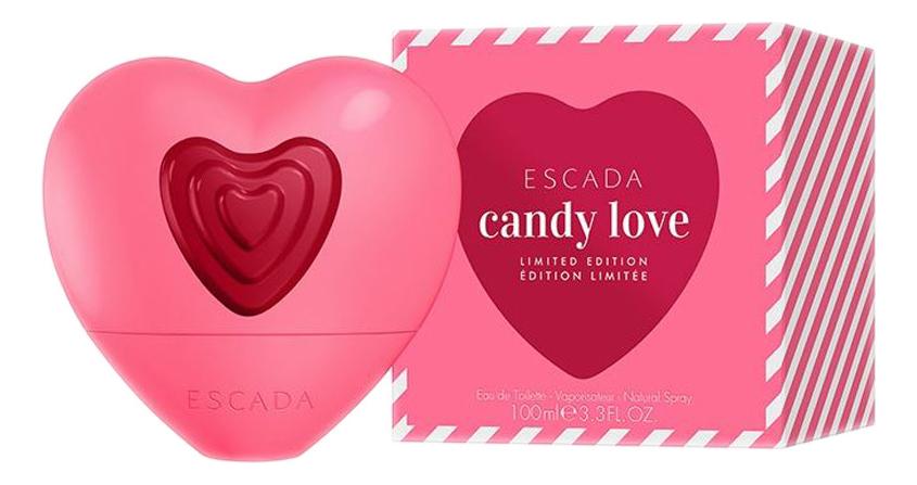 Candy Love: туалетная вода 100мл daisy love туалетная вода 100мл