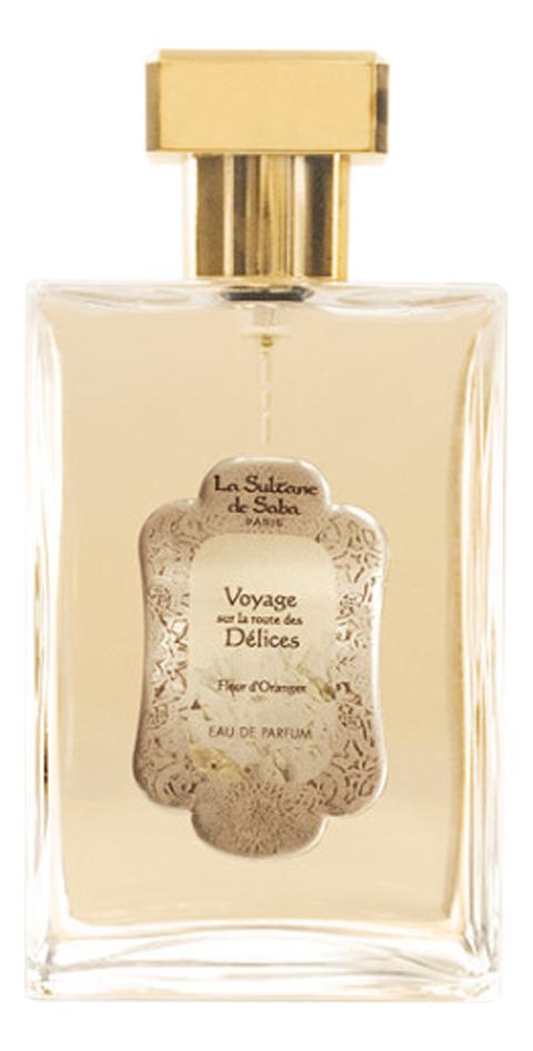 Купить Voyage Sur La Route Des Delices Fleur D'Oranger: глина для тела 100мл, Fleur D`Oranger, La Sultane de Saba