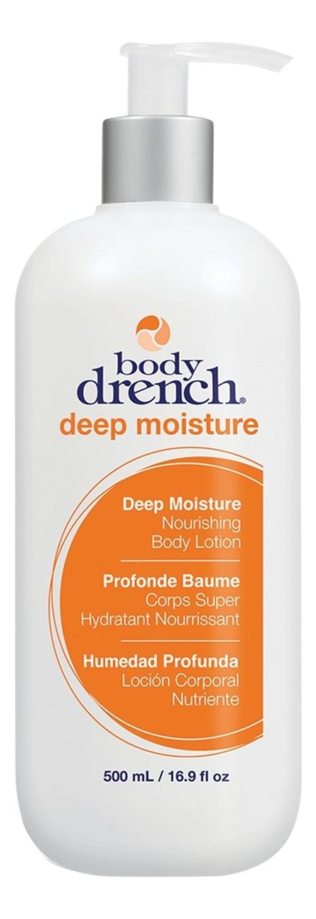 Питательный лосьон для тела Deep Moisture Nourishing Lotion: Лосьон 500мл питательный лосьон для тела deep moisture nourishing lotion лосьон 500мл