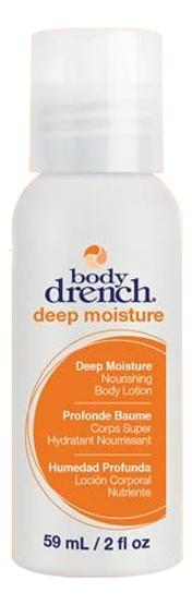 Питательный лосьон для тела Deep Moisture Nourishing Lotion: Лосьон 59мл питательный лосьон для тела deep moisture nourishing lotion лосьон 500мл