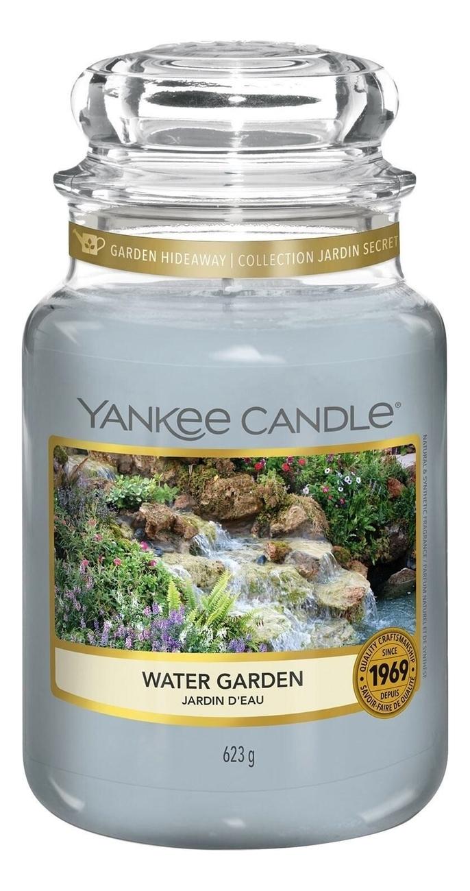 Фото - Ароматическая свеча Water Garden: Свеча 623г ароматическая свеча snowflake cookie свеча 623г