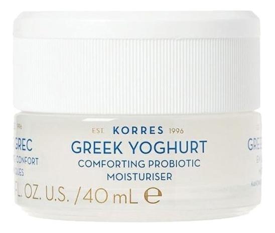 Фото - Успокаивающий увлажняющий дневной крем с пробиотиками и йогуртом для лица Greek Yoghurt 40мл dr ceuracle увлажняющий крем для лица с пробиотиками pro balance biotics moisturizer 100 мл
