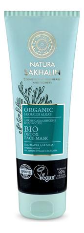 Очищающая маска для лица Natura Sakhalin Bio Detox Face Mask 100мл bobbi brown face mask instant detox