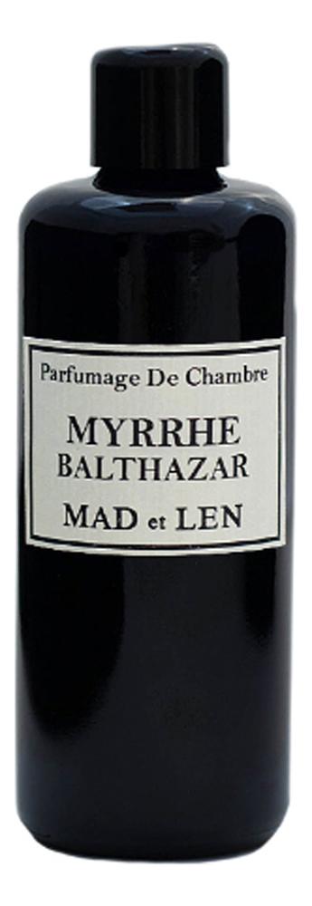 Купить Аромат для дома Myrrhe Balthazar: аромат для дома 100мл, Mad et Len