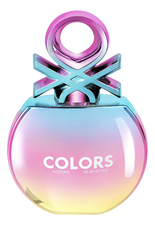 Colors De Benetton Woman Holo