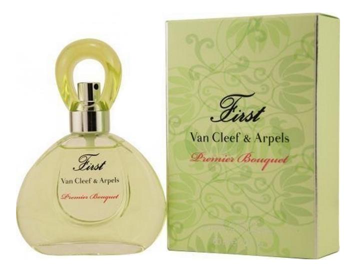 Купить First Premier Bouquet for women: туалетная вода 60мл, Van Cleef & Arpels