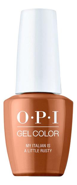 Купить Гель-лак для ногтей Gel Color 15мл: My Italian is a Little Rusty, OPI