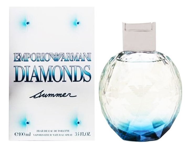 Armani Emporio Diamonds for Women Summer Edition: туалетная вода 100мл