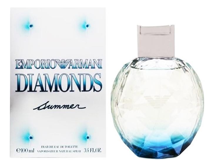 Фото - Emporio Diamonds for Women Summer Edition: туалетная вода 100мл emporio diamonds rose туалетная вода 50мл тестер