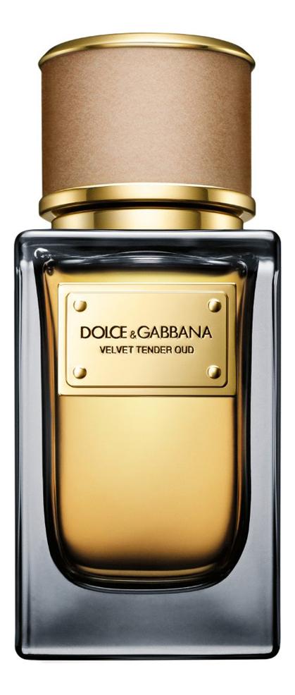 Dolce Gabbana (D&G) Velvet Tender Oud: парфюмерная вода 50мл тестер