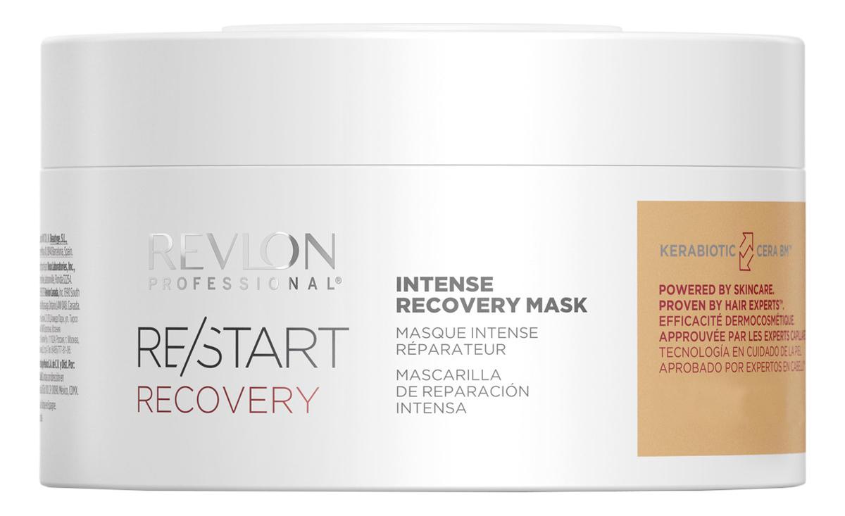 Интенсивная восстанавливающая маска для волос Restart Recovery Intense Mask: Маска 200мл