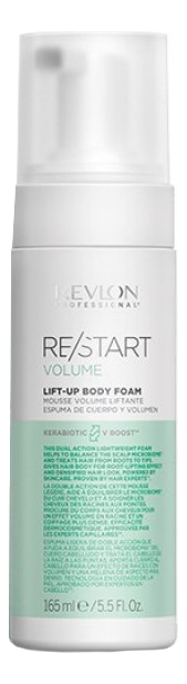 Пена для объема волос Restart Volume Lift-up Body Foam 165мл