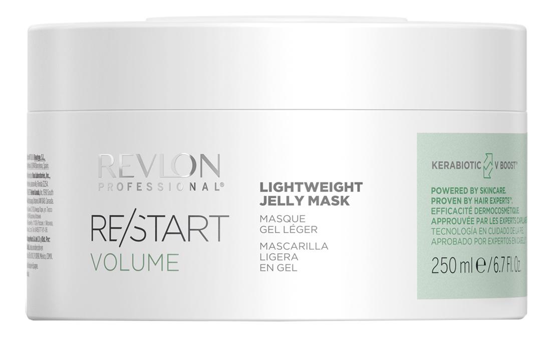 Неутяжеляющая маска-желе для волос Restart Volume Lightweight Jelly Mask: Маска-желе 200мл