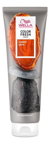 Купить Оттеночная кремовая маска для волос Color Fresh 150мл: Copper Glow, Wella