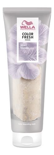 Купить Оттеночная кремовая маска для волос Color Fresh 150мл: Pearl Blonde, Wella