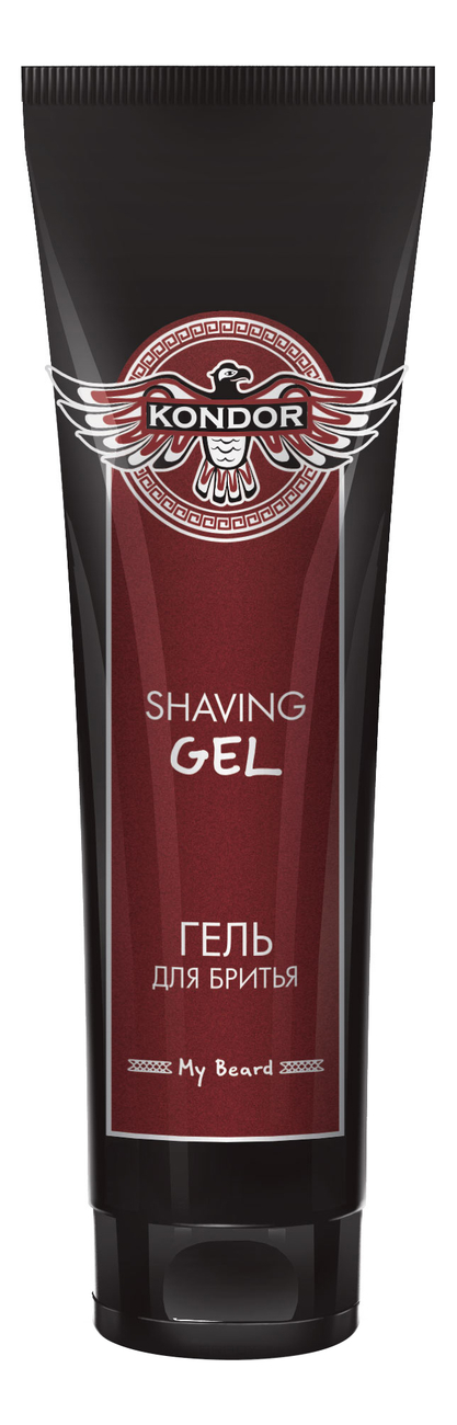 Купить Гель для бритья My Beard Shaving Gel: Гель 100мл, KONDOR