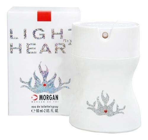 Morgan Light My Heart for Her: туалетная вода 60мл