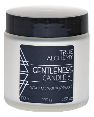 Ароматическая свеча Gentleness Candle 220г, True Alchemy  - Купить