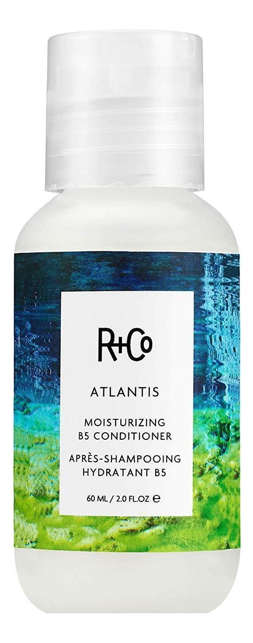 Фото - Увлажняющий кондиционер для волос с витамином В5 Atlantis Moisturizing Conditioner: Кондиционер 60мл увлажняющий кондиционер для волос с витамином в5 atlantis moisturizing conditioner кондиционер 241мл