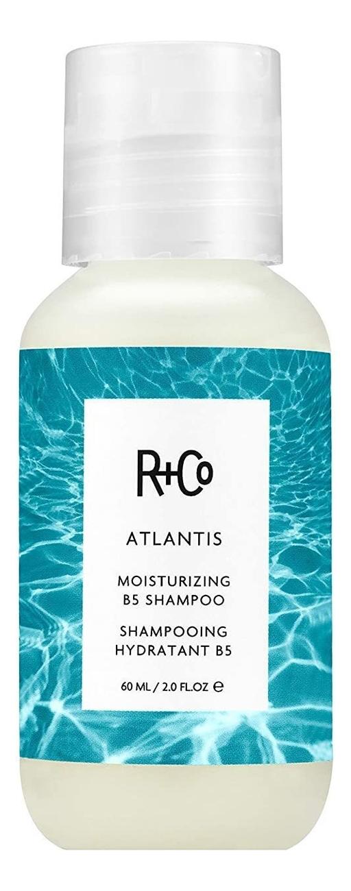 Фото - Увлажняющий шампунь для волос с витамином В5 Atlantis Moisturizing Shampoo: Шампунь 60мл увлажняющий кондиционер для волос с витамином в5 atlantis moisturizing conditioner кондиционер 241мл
