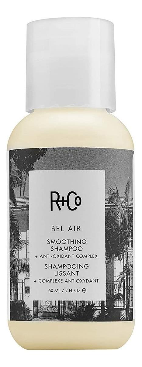 Фото - Шампунь для волос с антиоксидантным комплексом Bel Air Smoothing Shampoo: Шампунь 60мл текстурирующий шампунь r co cactus texturizing shampoo 177 мл